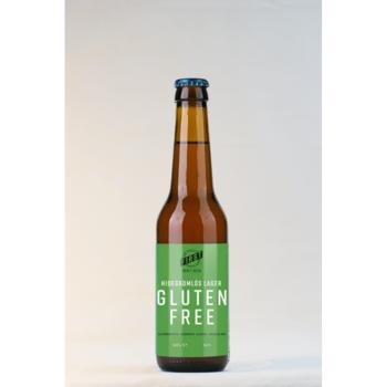 Gluten free lager