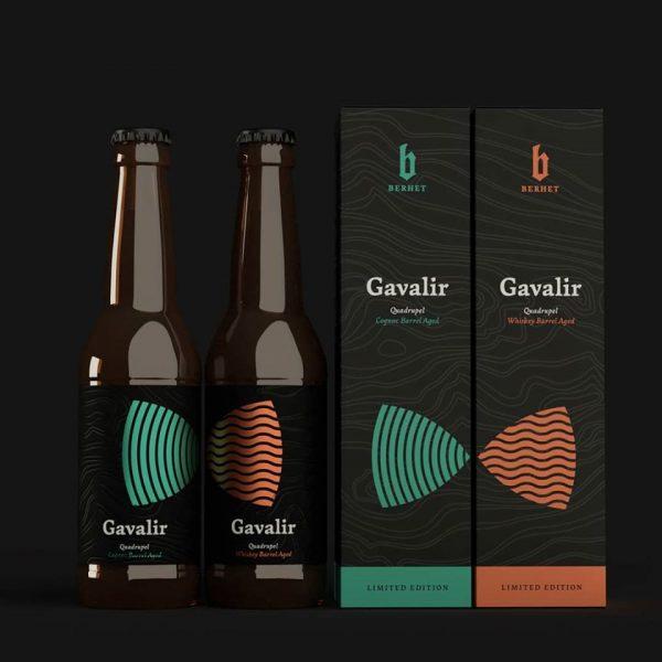 Gavalir Quadrupel Whiskey Barel Aged