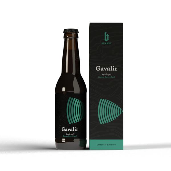 Gavalir Quadrupel Cognac Barrel Aged
