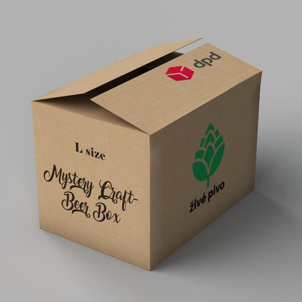 """Pivný MYSTERY box """"L"""""""
