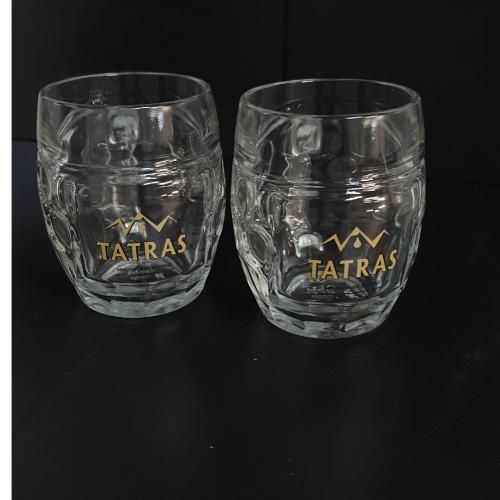 Pivný pohár Tatras – krígel 0,3l