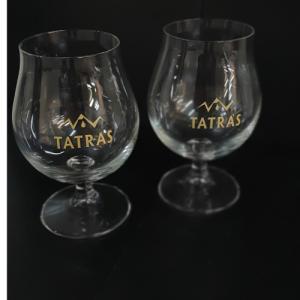 Pivný pohár Tatras – na stopke 0,3l