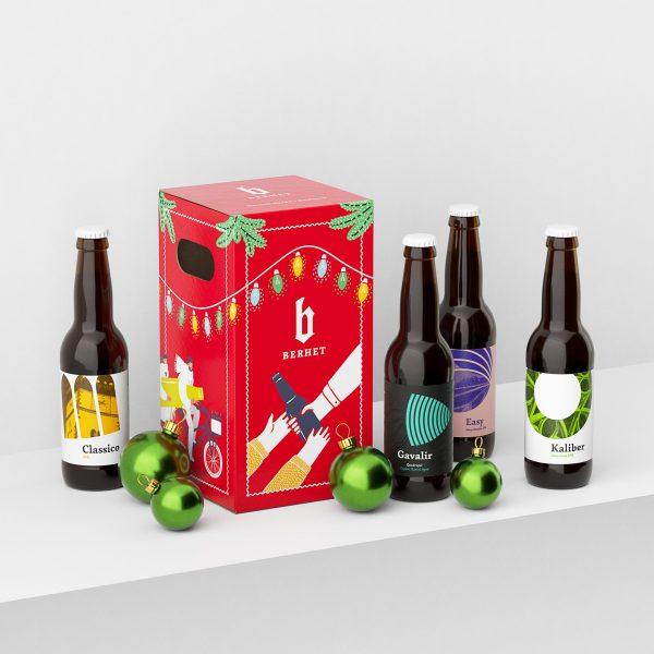 Multipack: Vianočný box BERHET